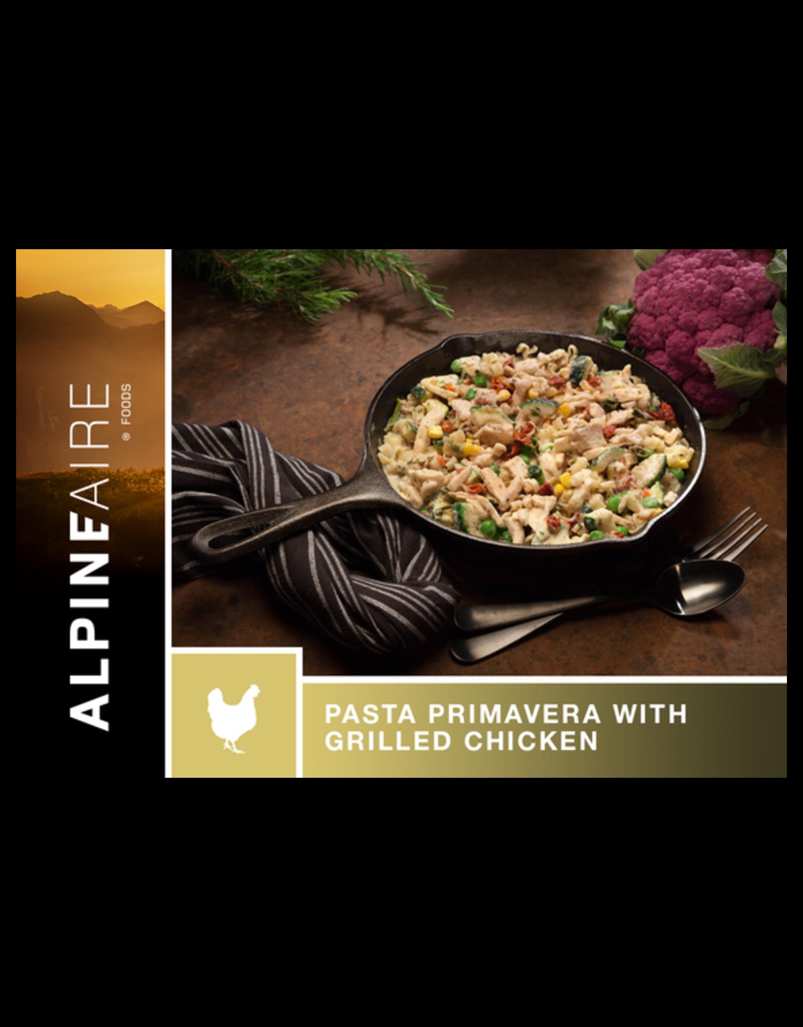 AlpineAire Copy of AlpineAire Pasta Marinara with Mushrooms