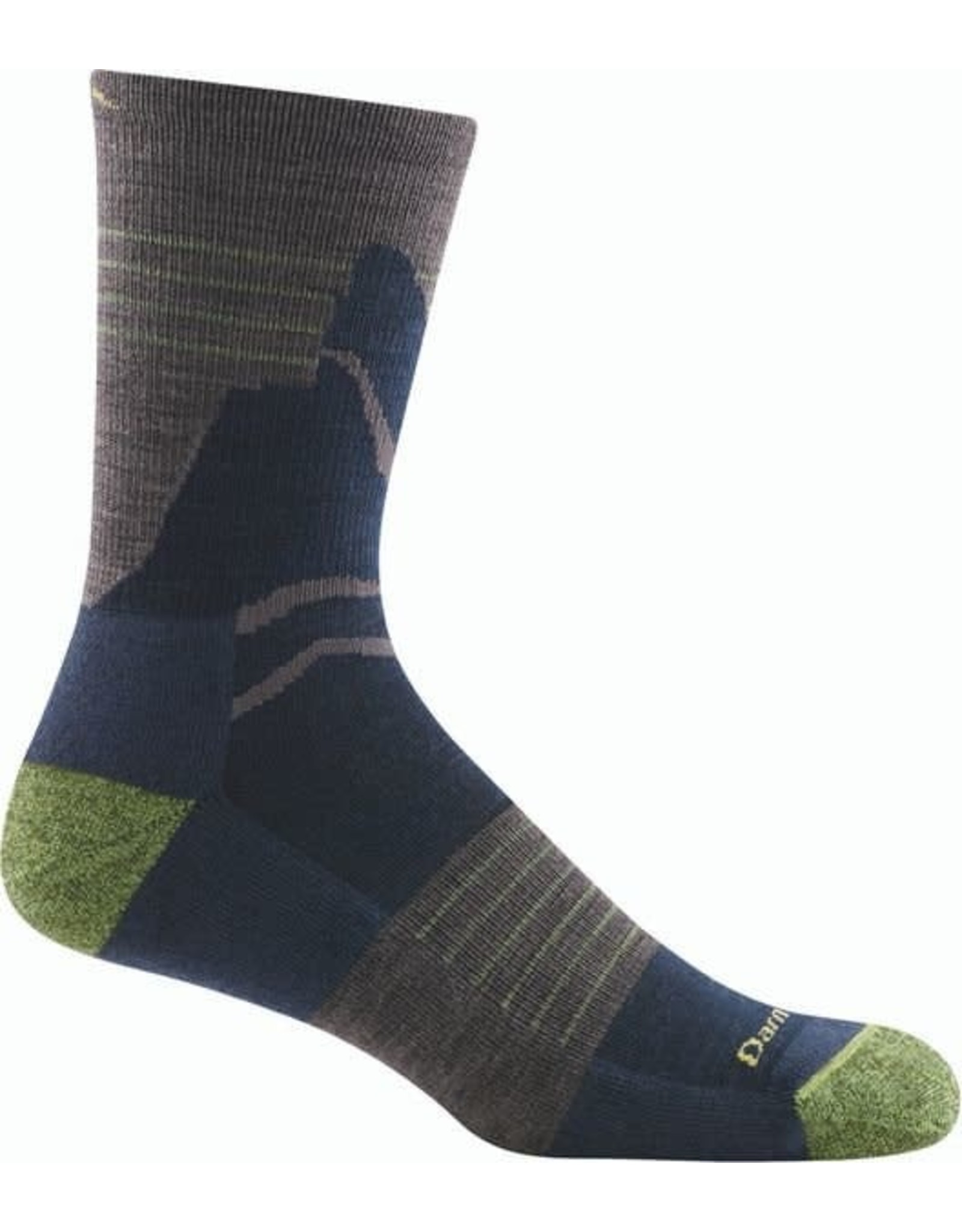 Darn Tough Darn Tough Mens Pinnacle Micro Crew Lighweight with Cushion Sock
