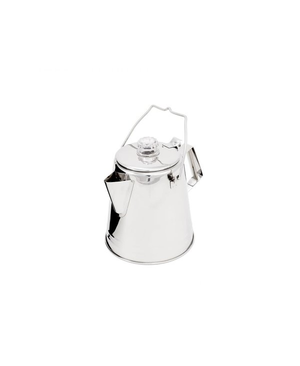 GSI Outdoors Glacier Stainless 14-Cup Percolator