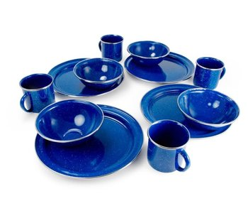 GSI Outdoors Pioneer Table Set - Blue