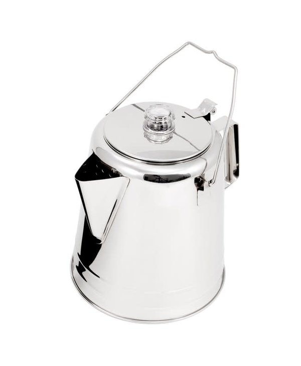 GSI Outdoors Stainless Steel 28-Cup Percolator