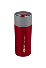 GSI Outdoors GSI Outdoors Commuter Stainless Steel Mug Red