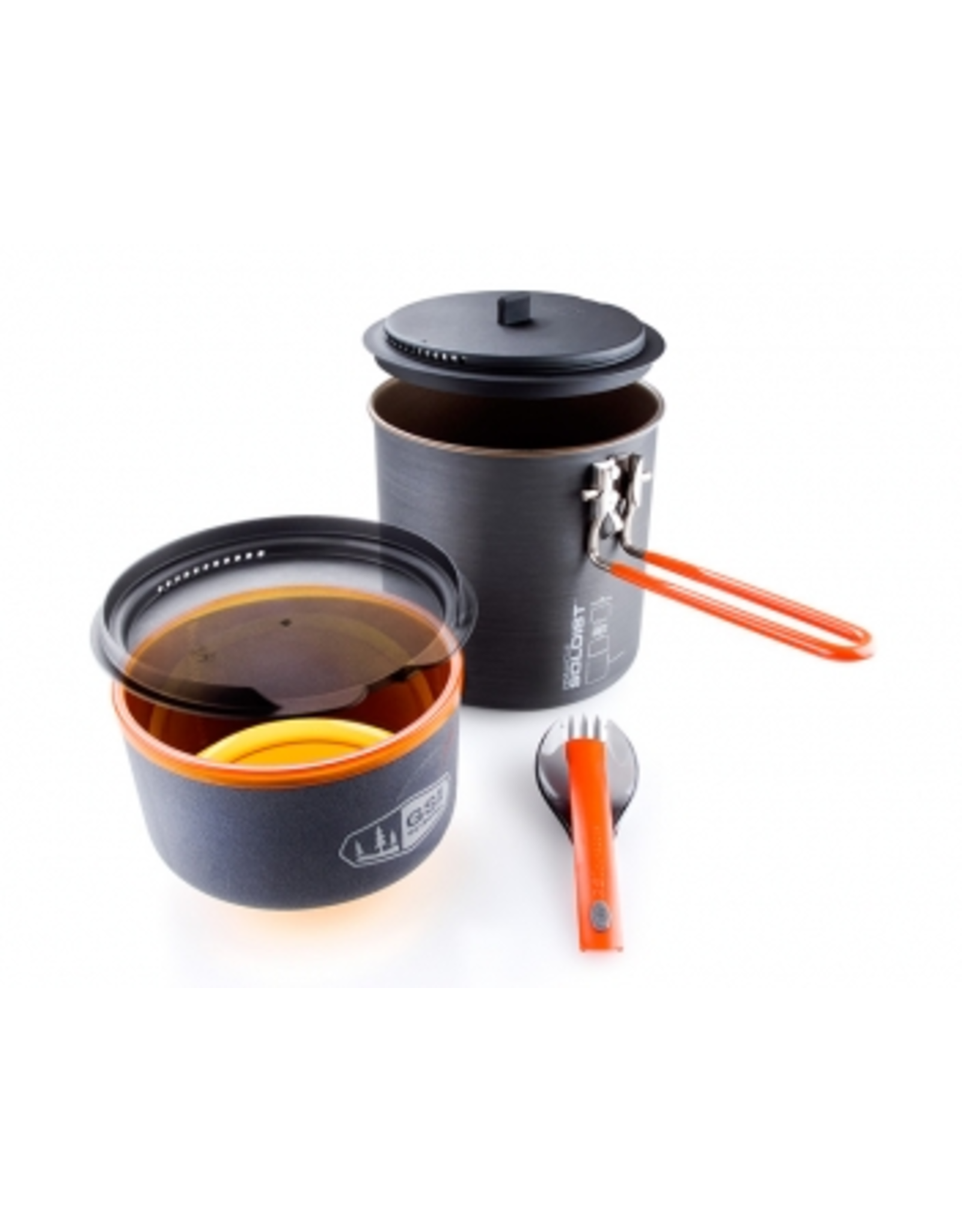 GSI Outdoors GSI Outdoors Pinnacle Soloist II Cook System