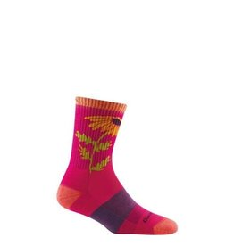 Darn Tough Darn Tough Women's Queen Bee Micro Crew Lightweight Cushion Sock