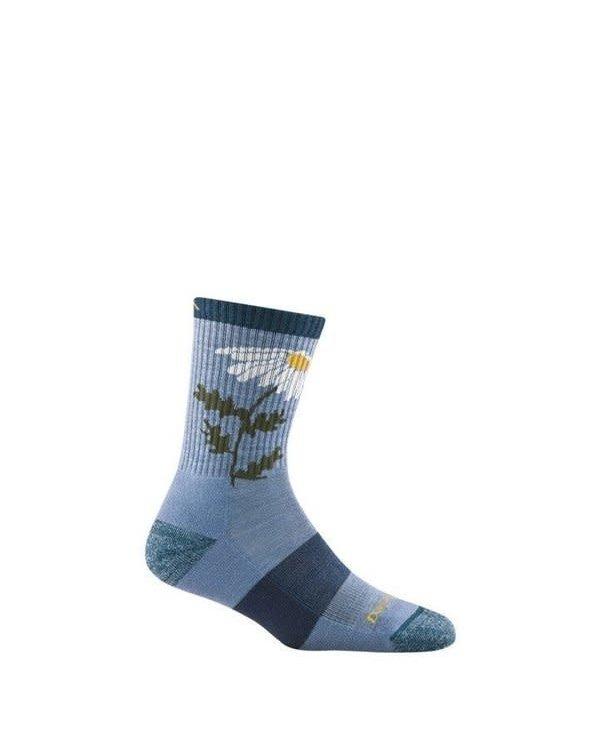 Darn Tough Women's Queen Bee Micro Crew Lightweight Cushion Sock