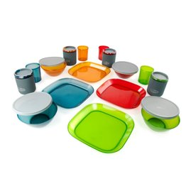 GSI Outdoors GSI Outdoors Infinity 4-Person Table Set Multi Colour