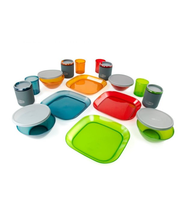 GSI Outdoors Infinity 4-Person Table Set Multi Colour