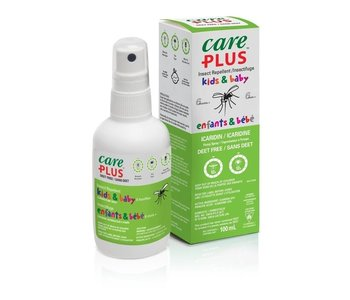 Care Plus Insect Repellent Kids and Baby 100ml