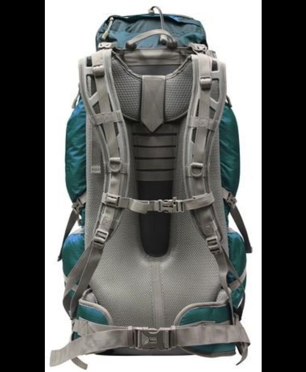 Rockwater Designs Crossroads Backpack 75L, Seafoam
