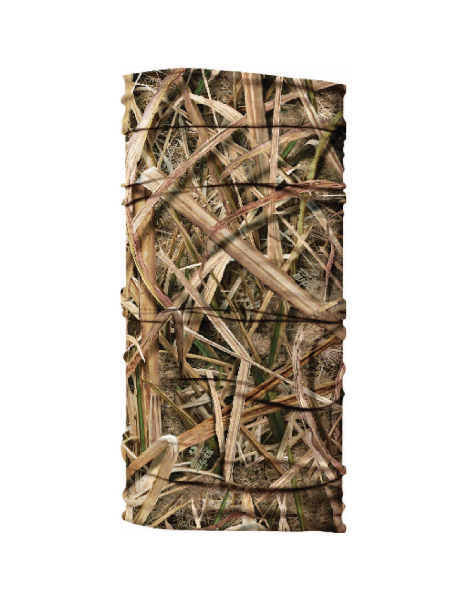 BUFF BUFF MOSSY OAK COOLNET UV+ Shadow Grass Forest Green-Onesize-Standard