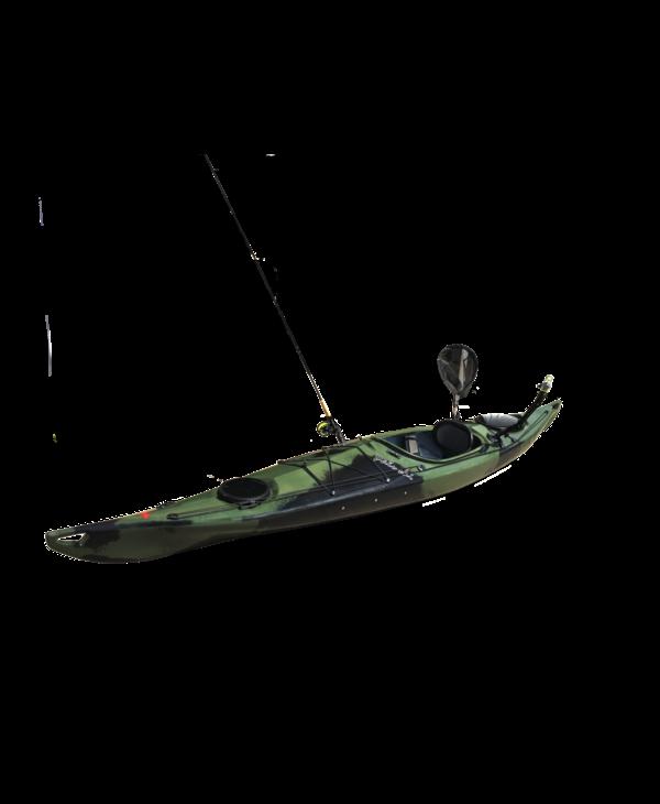 Paluski Riptide Fishing Kayak
