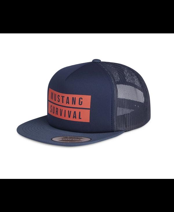 Mustang Survival Foam Trucker Hat