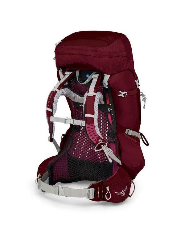 Osprey Aura 65 AG Medium Backpack Gamma Red