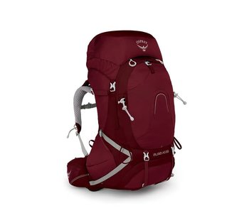 Osprey Aura 65 AG Small Backpack Gamma Red