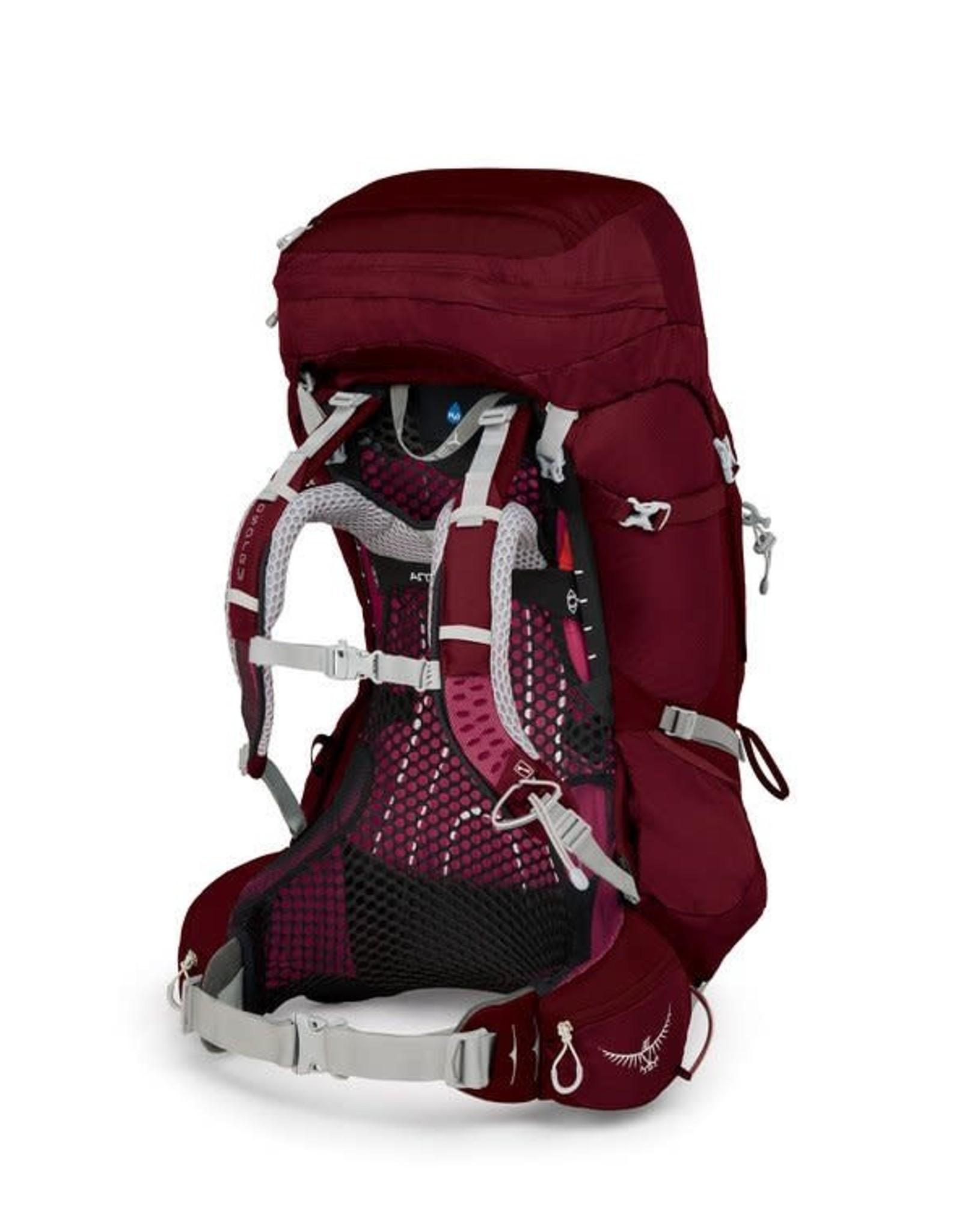 Osprey Osprey Aura 65 AG Small Backpack Gamma Red