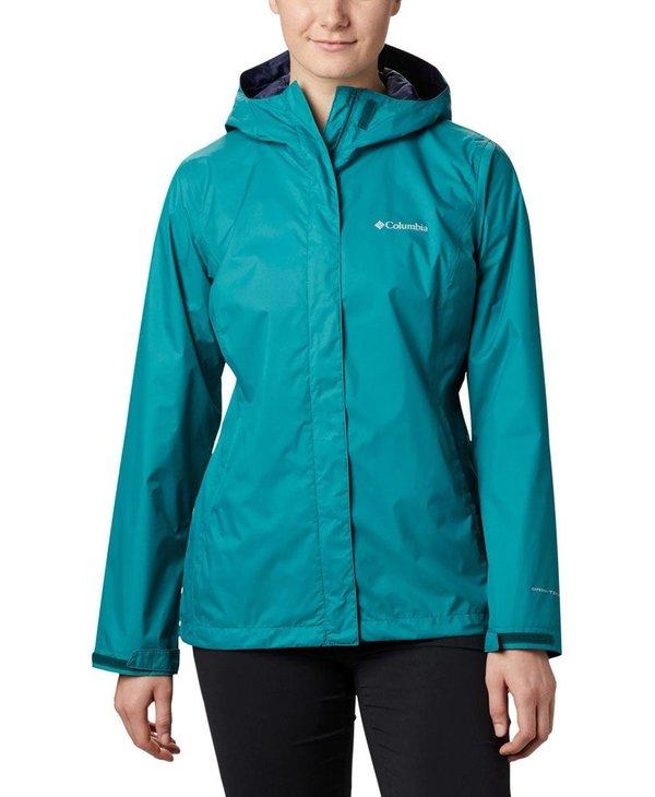 Columbia Womens Arcadia II Rain Jacket
