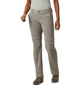 Columbia Columbia Womens Saturday Trail II Convertible Pant 023 City Grey