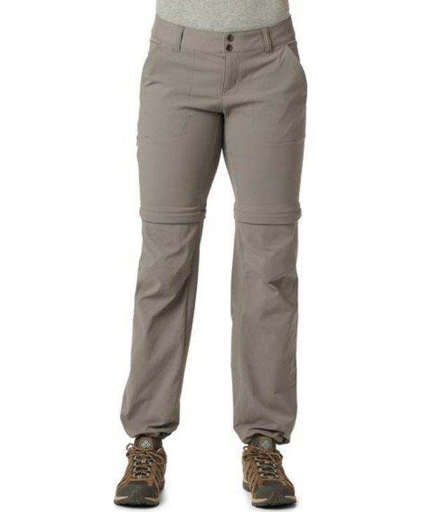 Columbia Womens Saturday Trail II Convertible Pant 023 City Grey