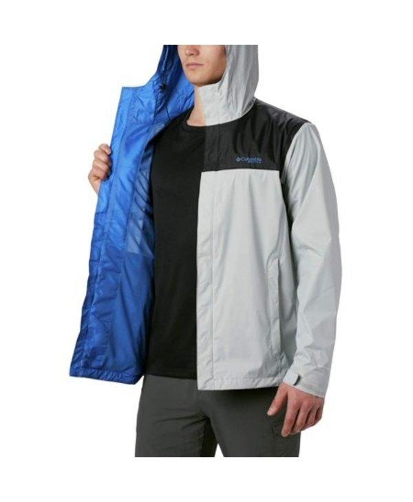 Columbia Mens PFG Storm Rain Jacket