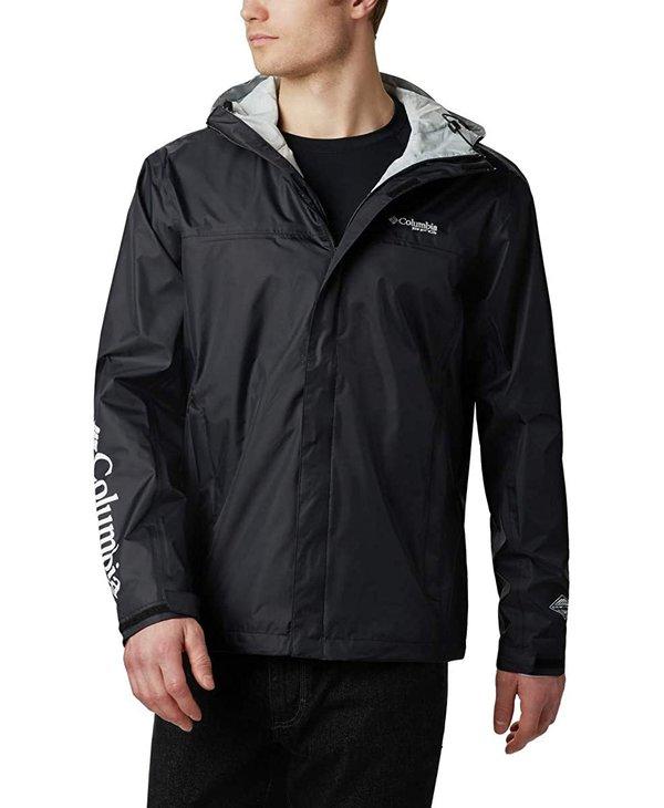 Columbia Men's PFG Storm Jacket 010 Black