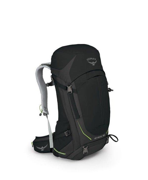 Osprey Stratos 36 Men's Backpack  Black M/L