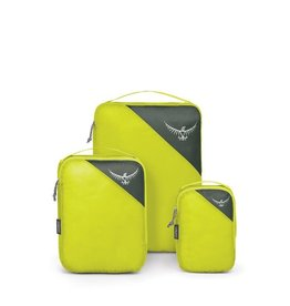 Osprey Osprey UL Packing Cube Set Electric Lime