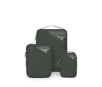Osprey UL Packing Cube Set Shadow Grey