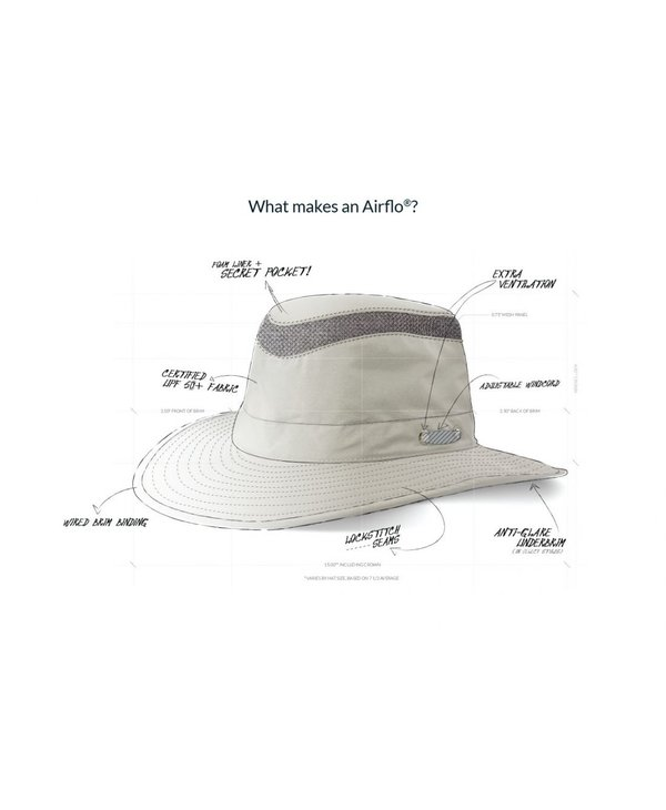 Tilley Hat Airflo Broad Brim