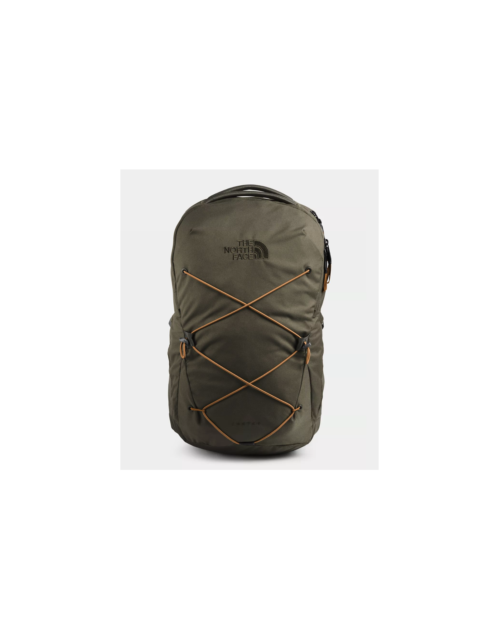 North Face North Face Jester Backpack Taupe Green/Utility Brown
