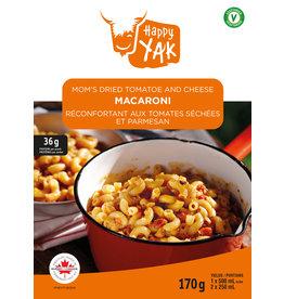 Happy Yak Happy Yak Macaroni with tomato sauce and Parmesan (Vegetarian)