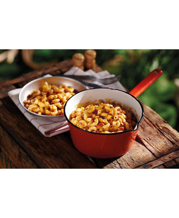 Happy Yak Mom's Dried Tomatoe and Cheese Macaroni (Vegetarian)