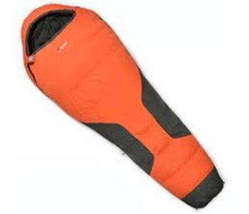 Chinook Polar Comfort Down Sleeping Bag, Orange