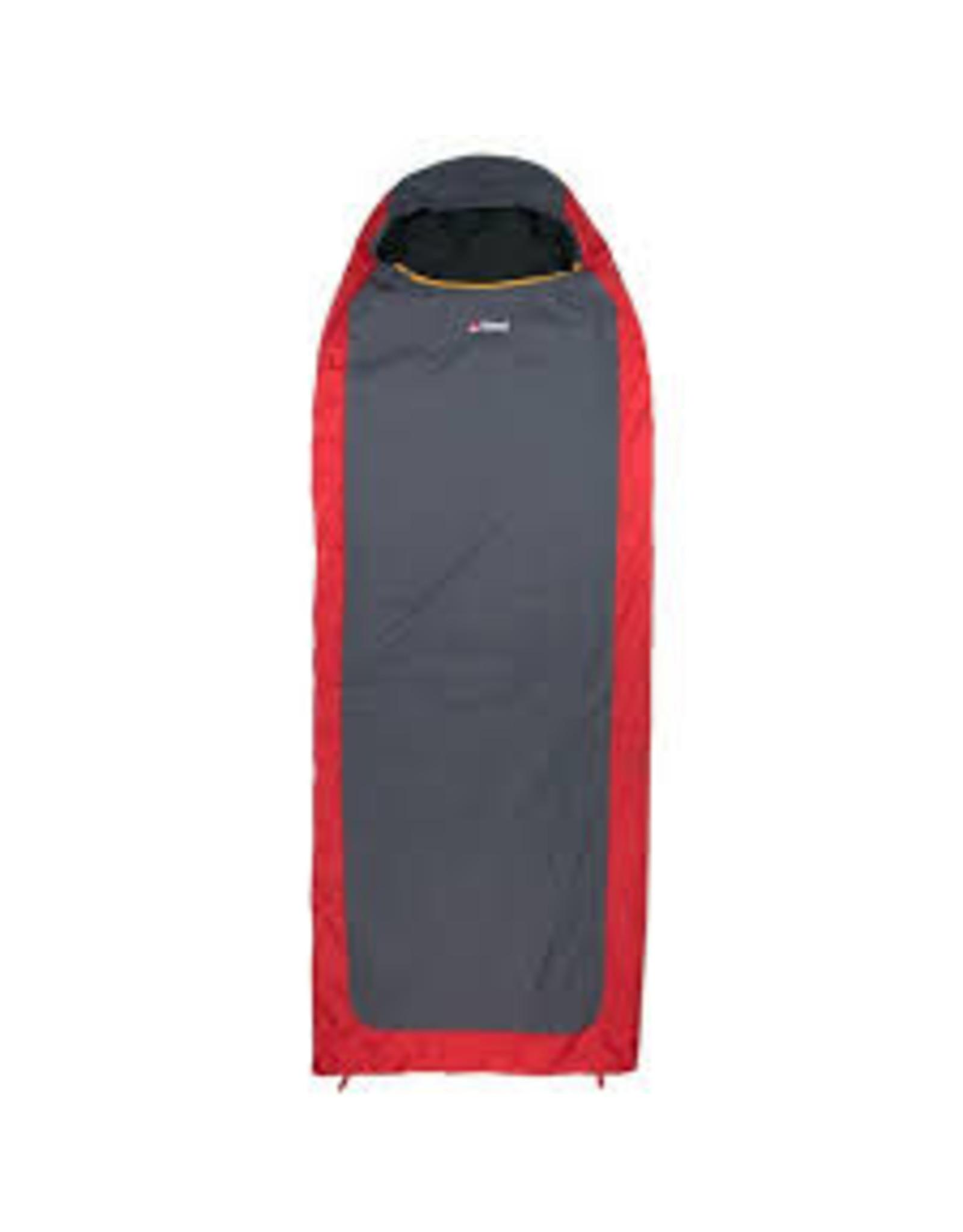Chinook Chinook EVEREST MICRO (RED/GREY) Sleeping Bag
