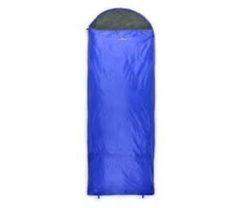 Chinook THERMOPALM HOODED RECT 50F (BLUE) Sleeping Bag