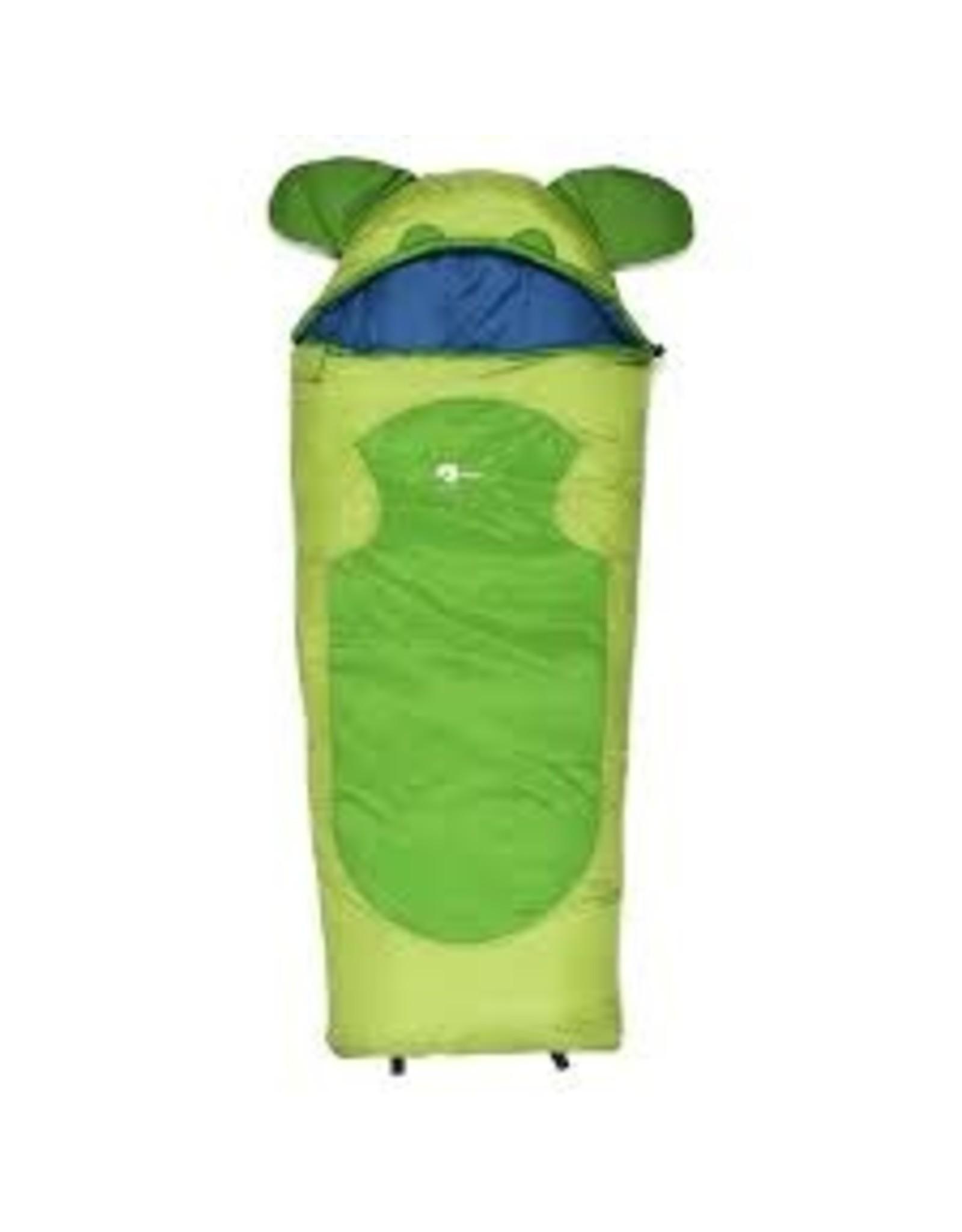 Chinook Chinook Cubs Sleeping Bag -Green