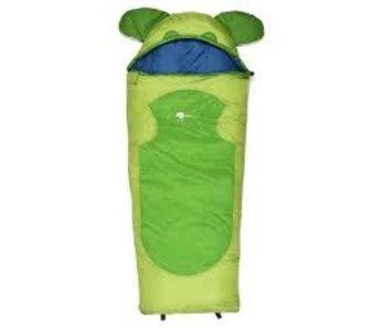 Chinook Cubs Sleeping Bag -Green
