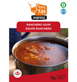 Happy Yak Happy Yak Ranchero Soup (Vegan, Lactose Free)