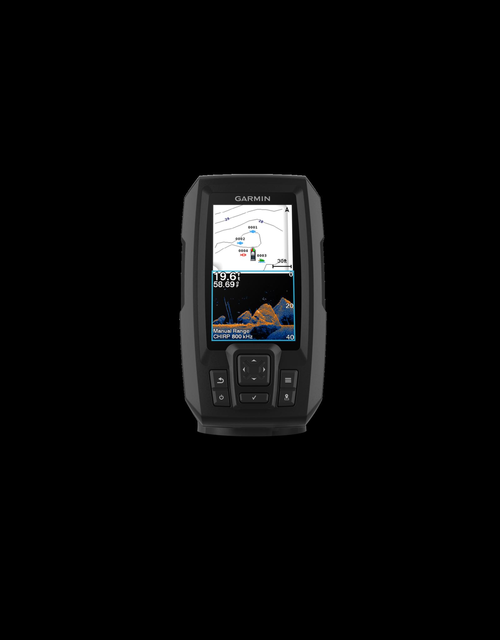 Garmin Garmin Striker Vivid 4CV + Transducer