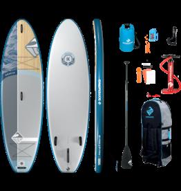 Boardworks Boardworks  Kraken 10' Inflatable SUP (Stand Up Paddleboard) - Blue
