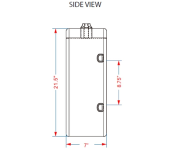 Perception  Splash Tankwell Cooler