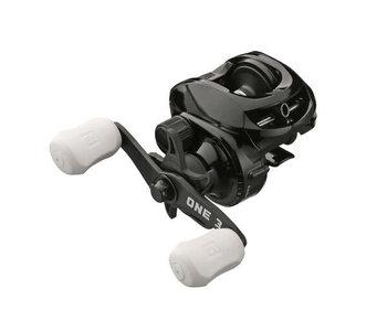 13 Fishing ORIGIN A Baitcast Reel - 6.6:1 Gear Ratio - Left Handed