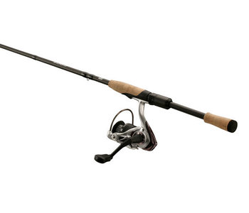 """13 Fishing Code Silver - 7'0"""" M Spinning Combo (3000 Size Reel) - 2pc"""