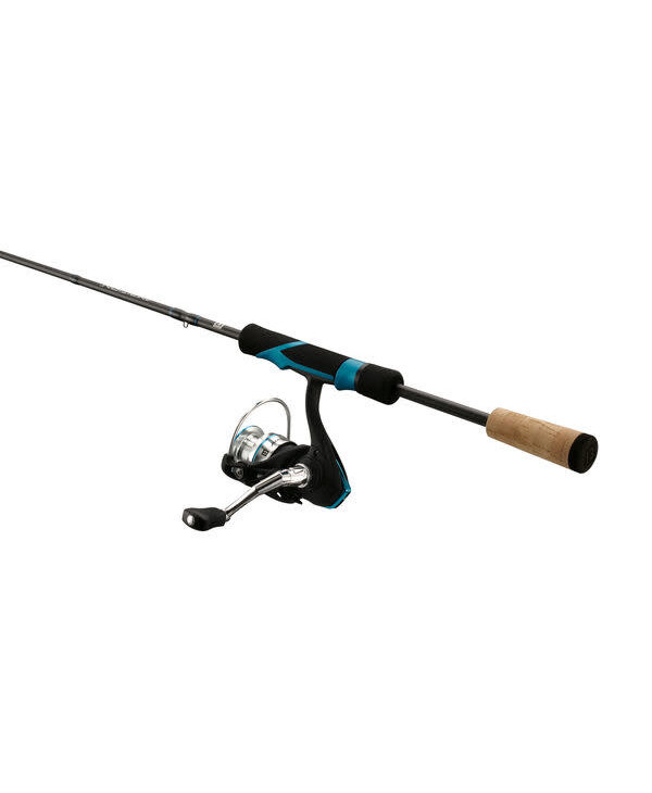 """13 Fishing Ambition - 5'6"""" UL Spinning Combo (1000 Size Reel)"""
