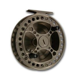 "Raven Raven 5 1/8"" Matrix XL  Special Edition Centerpin Float Reel, Bronze"