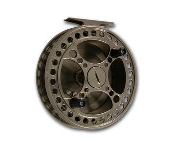 "Raven 5 1/8"" Matrix XL  Special Edition Centerpin Float Reel, Bronze"