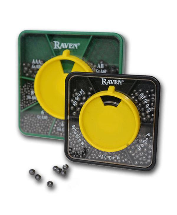 Raven 7-Part Split Shot Dispenser