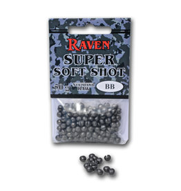 Raven Raven Super Soft Shot AAA Standard Raw, 50G