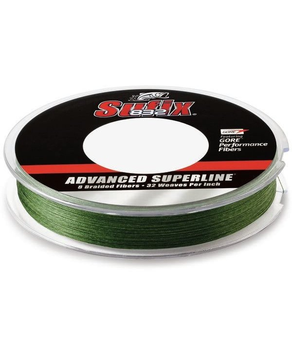 Sufix 832 Advanced Superline® 150 Yd. Spool