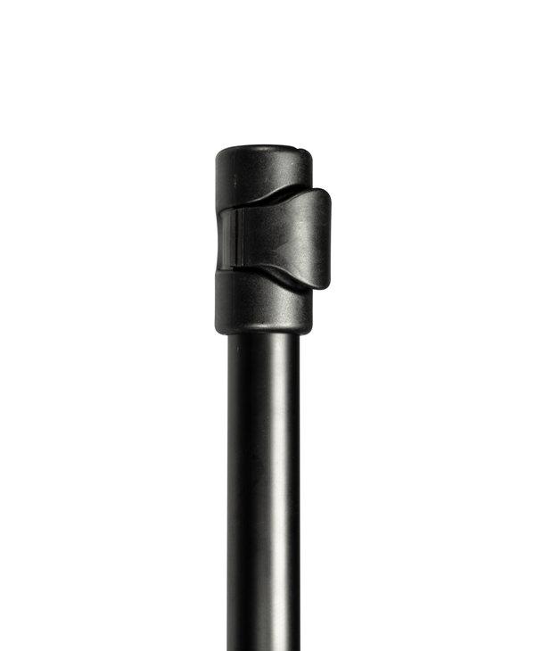 Pelican Vortex SUP Paddle Aluminum 180-220cm Black