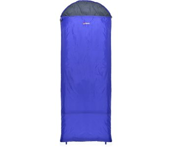 Chinook THERMOPALM HOODED RECT 32F (blue) Sleeping Bag